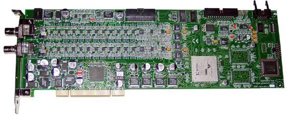 PCI-2高性能、低噪声声发射研发工具