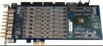 PCI-Express8总线结构声发射系统